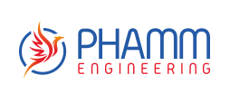 Camere bianche Phamm Engineering Logo
