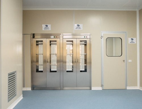 Sterile rooms in Milan, the services of Phamm Engineering